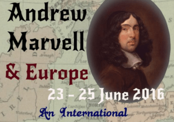 Andrew Marwell (1621-1678) and Europe