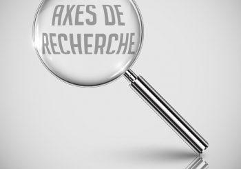 <strong>Axes de recherche</strong>