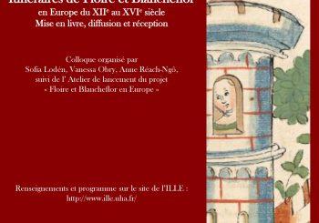 Itinéraires de Floire et Blancheflor en Europe du XIIIe au XVIe siècle : réception et mise en livre