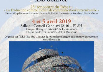 Traduire la littérature grand public et la vulgarisation / Translating Popular Fiction and Science