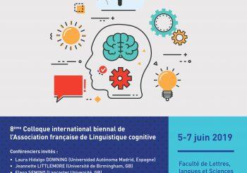 AFLICo 8 | Langage, Cognition et Créativité